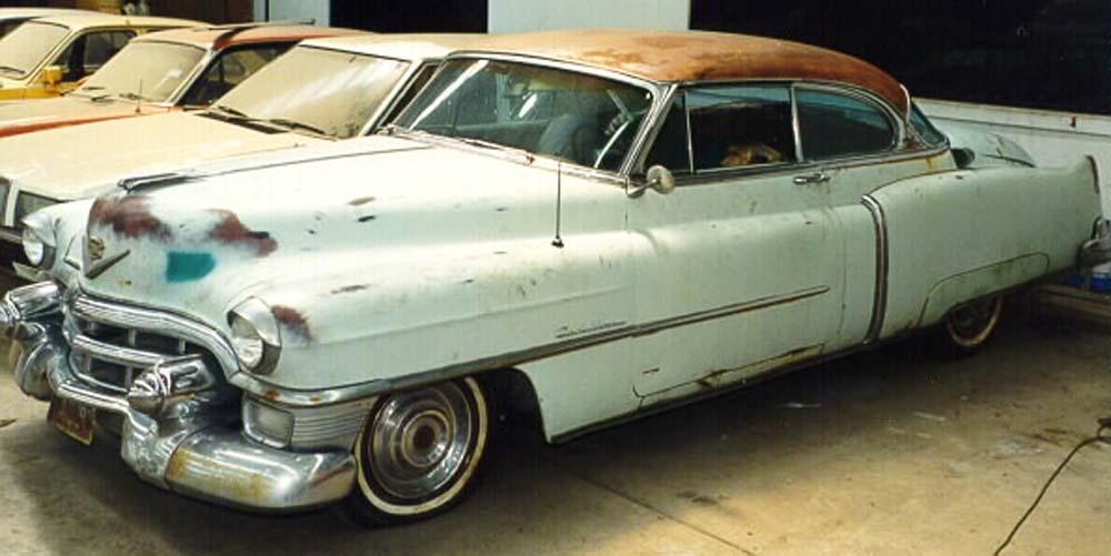 51 Cadillac Coupe Deville The \x3cb\x3ecadillac\x3c/b\x3e lasalle club ...