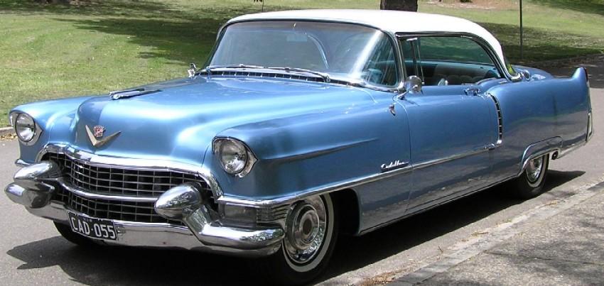 Cadillac la Salle Club of Australia Warren's 1955 Coupe de Ville